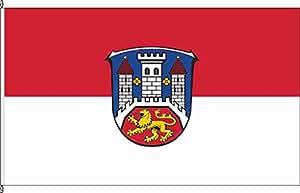 Kleinfahne Biedenkopf - 20 x 30cm - Flagge und Fahne