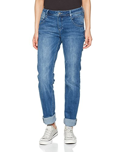 s.Oliver, Jeans Straight Donna Blau (Morning Sky Denim Stretch 53z2)