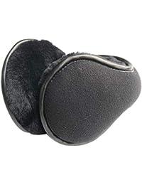 KYX-GAOMOUREN Las Orejeras para Adultos De Otoño E Invierno Llevan 7 Capas De Esponja Engrosamiento del Cabello Artificial Frío Cálido Protección para Los Oídos