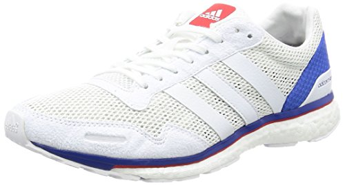 adidas Adizero Adios Boost 3 Aktiv M White White Blue