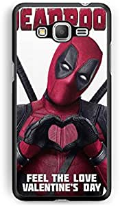 Coque Samsung Galaxy J3 2016 Deadpool Héros Comics Marvel Hero ...