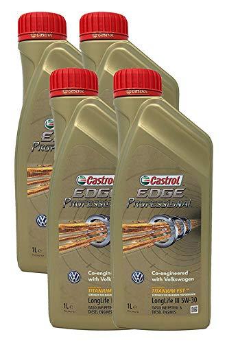 Castrol EDGE Professional 5 W di 30 Longlife III - 4 l