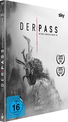 Der Pass - 1. Staffel - Ungekürzte Originalfassung - (Episode 1-8) [3 DVDs]