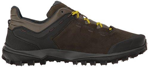 0948 Trekking L Vagando E azeitona Ms Bergot Homens Preta Pretos Caminhante Salewa Sapatos fwqX7xw