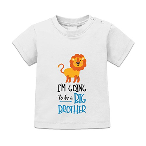 camiseta-de-bebe-im-going-to-be-a-big-brother-lion-by-shirtcity