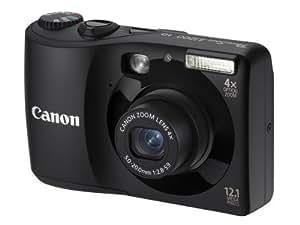 """Canon  PowerShot A1200 Appareil Photo Numérique 12,1 Mpix Mode """"Smart Auto"""" Noir"""