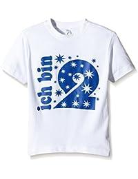 Coole-Fun-T-Shirts Ich Bin 2 Jahre, T-Shirt Fille