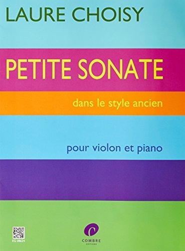 Petite sonate - style ancien
