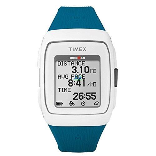 Timex Ironman GPS Blue