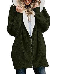 Suchergebnis auf für: fleecejacke damen lang