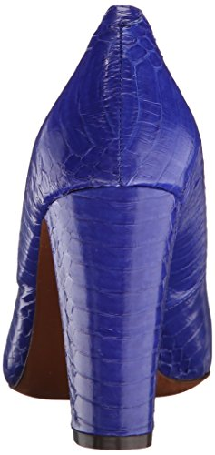 Pompe Lauren Ralph Lauren Viona Iii Dress Royal Demi Shine Snake