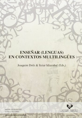 Enseñar (lenguas) en contextos plurilingües por Joaquim Dolz