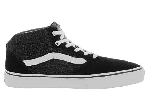 Vans chaussures M Gilbert Crockett P Black Asphalt White