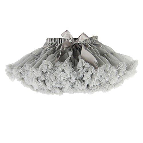 buenos ninos - Gonna -  ragazza grigio grigio argentato