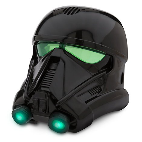Star Wars - Masque Death Trooper Rogue One: A Star Wars Story, avec modificateur de voix
