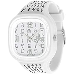 Flexwatches Last Kings White Hieroglyphics