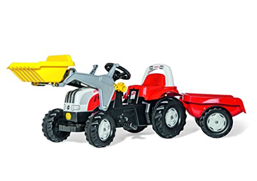 *Rolly Toys Tretbulldog Steyr 6165 CVT 023936*