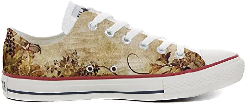 Converse All Star Zapatos Personalizados (Producto Artesano) Old Texture  -