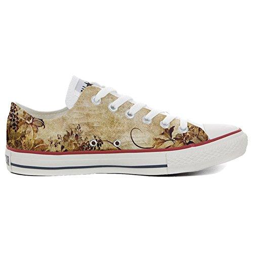 stomized - personalisierte Schuhe (Handwerk Produkt) Old Texture Size 38 EU ()