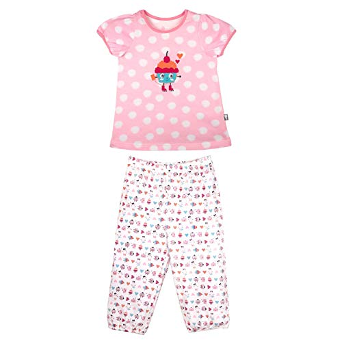 90cdce56b2caa Pyjama fille manches courtes Funny Game - Taille - 2/3 ans (92/