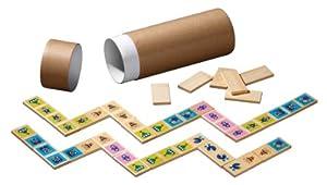 Philos 3623-Imágenes de Domino, bambú, Green Games