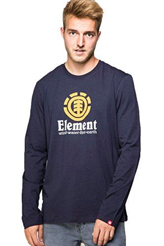 Element Vertical Longsleeve Navy