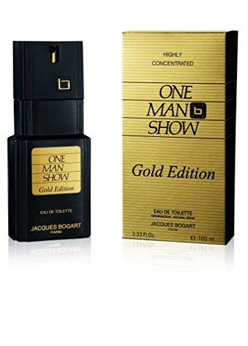 Bogart One Man Show Gold Eau de Toilette 100 ml