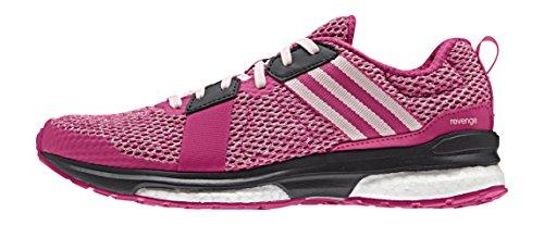 adidas Damen Revenge W Laufschuhe Rosa / Blanco (Eqtros / Rolhal / Griosc)