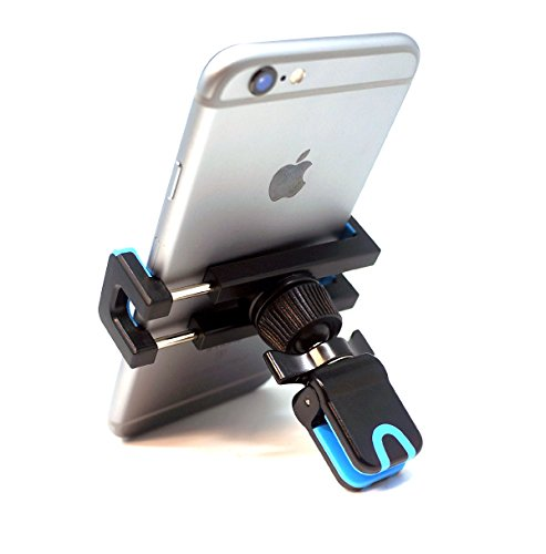 Supporto a pinza auto cruscotto universale phone holder - Porta iphone auto ...