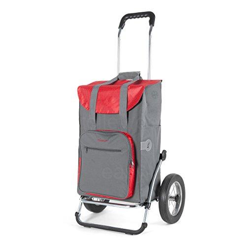 Einkaufstrolley Stahlgestell - Trolley Stahlgestell klappbar