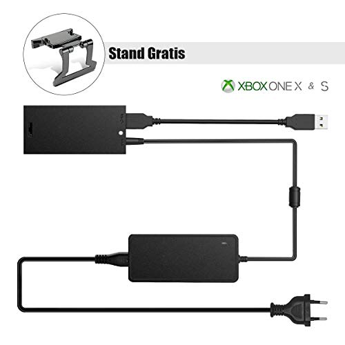 Xbox Kinect Adapter, 6amlifestyle Adaptador Sensor