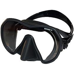 Masque de plongée Beuchat Maxlux Noir