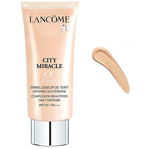 Lancome City Miracle Crema Base di Trucco, #01 - 30 ml