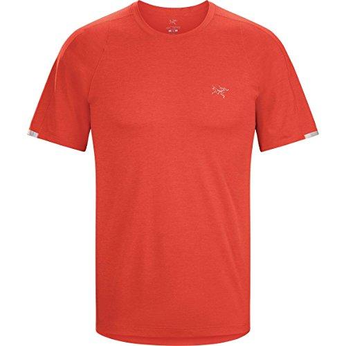Arcteryx Herren Cormac Crew T-Shirt Funktionsshirt Sport Training