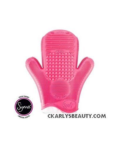 Sigma beauty - 2x sigma spa¨ brush cleaning glove