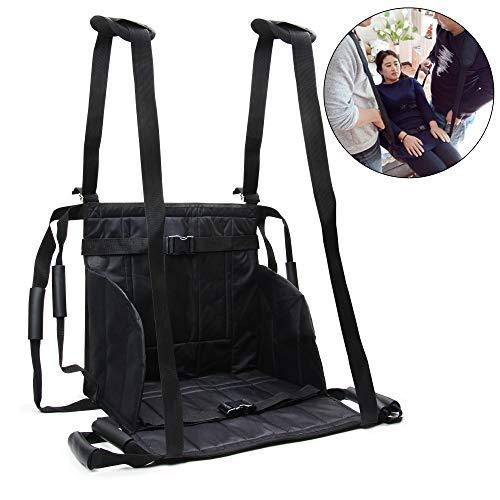 REAQER Transfer Board Gürtel Rollstuhl Schiebe Medical Lifting Sling Patientenpflege Sicherheit Mobilitätshilfen Ausrüstung Pflege Komfortable