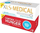 XLS-Medical Appetite Reducer Diet Pills - Pack of 60