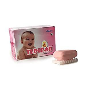 Curatio Tedibar Soap 75G (Pack Of 4)