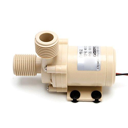 caracteristicas:Bomba de circulación de agua caliente / refrigerante DC 12VUso sumergible (solo para agua fría).Aplicación de bomba donde la potencia convencional no está disponible.No se puede sumergir en agua caliente a 100 ° C / 212 ° F.Entrada / ...