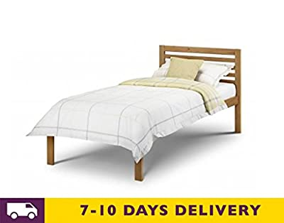 Julian Bowen Slocum Single Bed - inexpensive UK bed store.