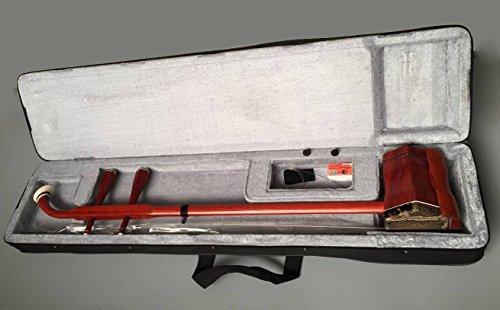 berufliche Rosewood Erhu Instrument/Chinese 2-string Volin Fiddle Musik Instrument