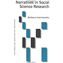 Narratives in Social Science Research (Introducing Qualitative Methods series)