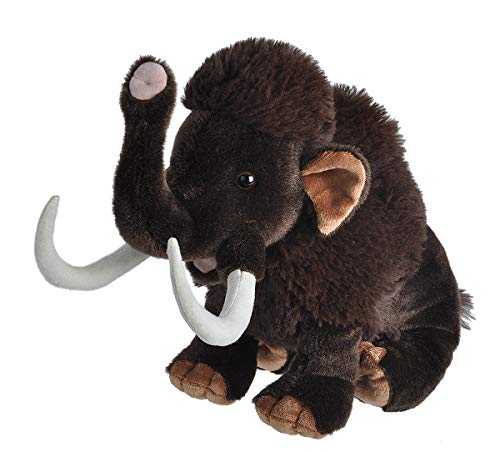 Wild Republic Europe ApS 30cm Cuddlekins National History Museum Ice Age Woolly Mammouth