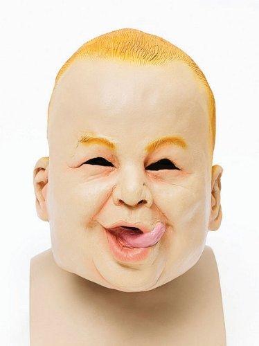 Rubie s BM404–Maske Baby Boy, Einheitsgröße