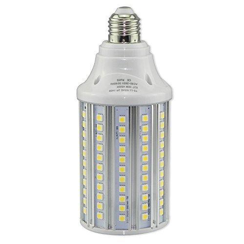 Tongsung 30 watt Lampadine a LED,Pari a Lampada da 230W ad Incandescenza,2980LM,bianco(4500K),Attacco E27,AC85V a 265V, AC220V, AC230V, AC120V (LGHA-165AE2-P)