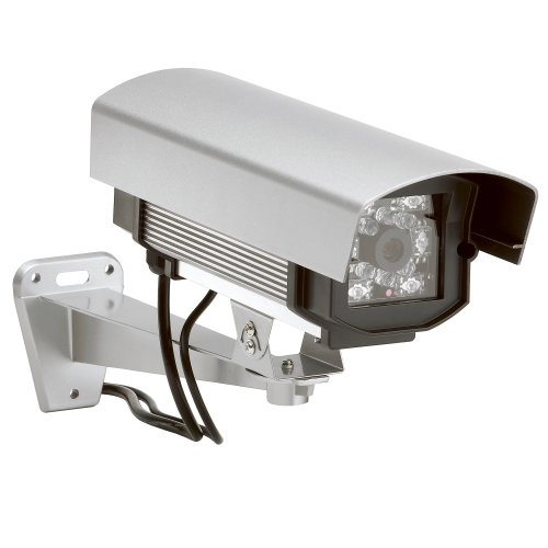Friedland Response CA6 Large Heavy Duty Dummy CCTV Camera