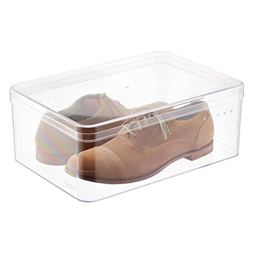 BoxBox Shoe Storage Box Stckable Medium