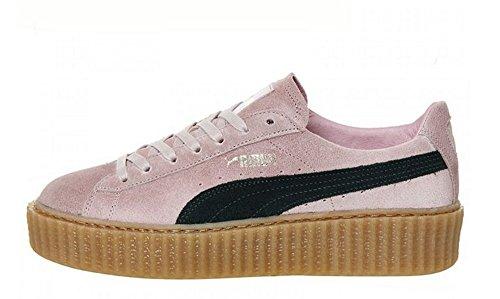 puma-damen-sneaker-rose-et-vert