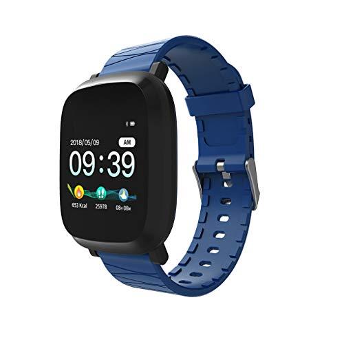 a2adbc2d204a43 Dorical Fitness Armband mit Pulsmesser Wasserdicht IP67 Outdoor Tracker  Aktivitätstracker mit Schrittzähler Kalorienzähler Schlafmonitor Anruf  Nachricht ...