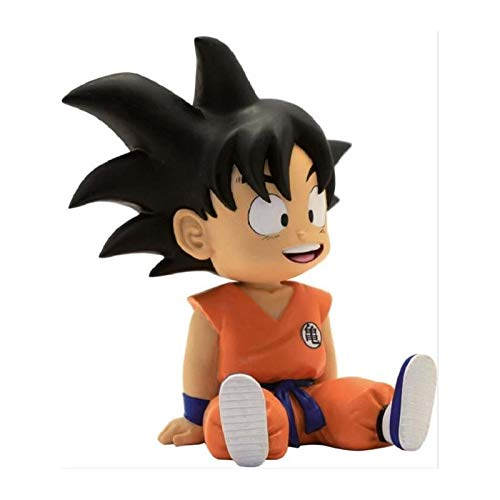 Dragonpro 599386031 - Hucha Dragon Ball - Goku Sentado (13,5cm)